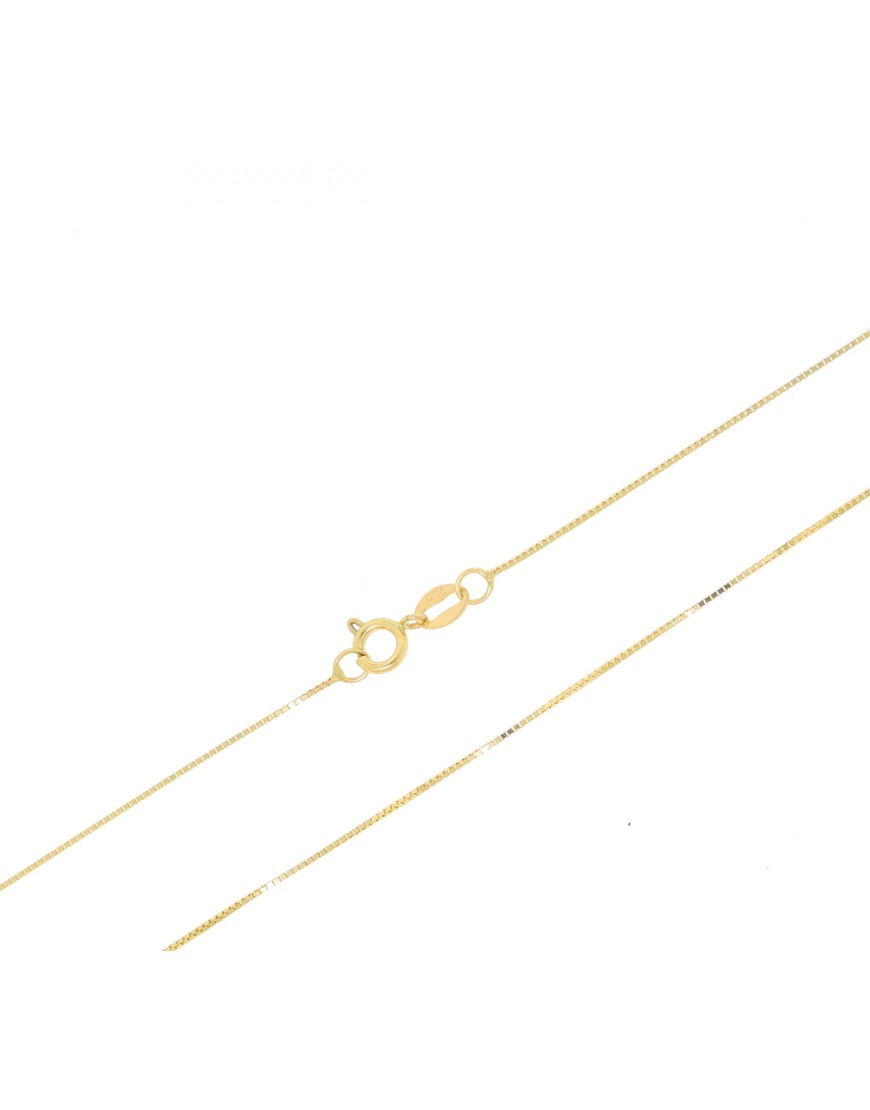 Corrente veneziana 40 cm 1 g em ouro 18 k popup Corrente veneziana 40 cm 1  g em ouro 18 k a90b7cce37