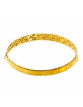 Bracelete de ouro - 0017460