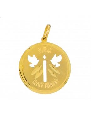 Medalha meu batismo - 0024444
