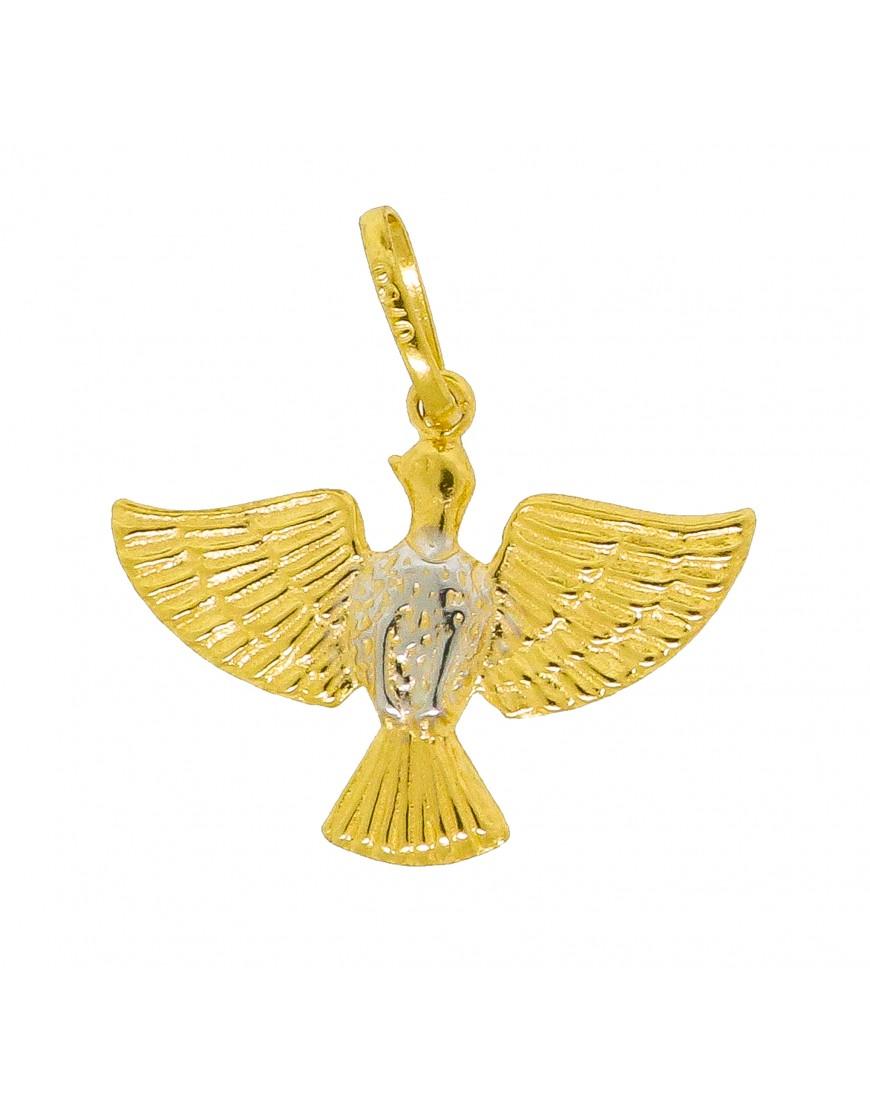d131ca8e8fb2d Pingente divino espírito santo com ouro branco - 5013136 popup Pingente  divino espírito santo com ouro branco - 5013136