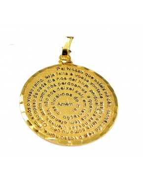 Pingente em ouro 18 k - João Justino Joias c6068e413f