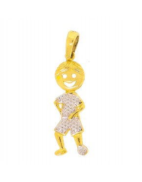 Pingente em ouro 18 k - João Justino Joias d28146382e764